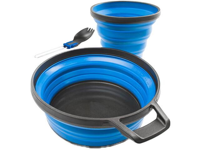 GSI Escape 1-Persoons Tafelset, blauw